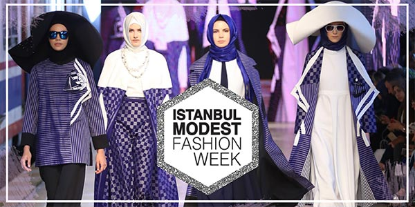 Istanbul Modest Fashion Week - MAY 2016